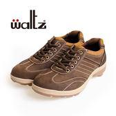 Waltz-磨砂皮休閒男鞋622103-23(咖)