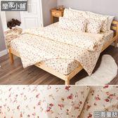 (預購)床包被套組 / 雙人特大【田園童話】含兩件枕套  100%精梳棉  戀家小舖台灣製AAS512