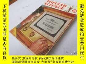 二手書博民逛書店1949年外文書罕見POPULAR SCIENCEY23766 出版1949