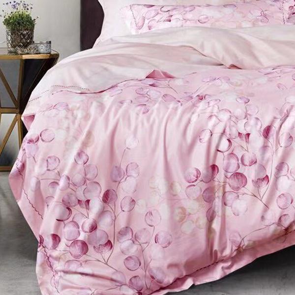 床包被套組 / 雙人加大【粉色玫瓣】含兩件枕套  3M頂級天絲  吸濕排汗專利  戀家小舖台灣製