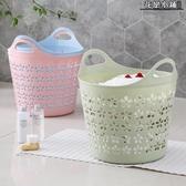 髒衣籃大號塑料臟衣籃衣簍浴室洗衣籃家用玩具衣物收納籃臟衣服收納筐