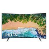 【SAMSUNG 三星】55型4K曲面智慧連網電視 UA55NU7300WXZW