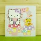 【震撼精品百貨】Hello Kitty 凱蒂貓~卡片-手風琴(M)