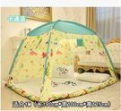 保暖防風床上帳篷室內宿舍兒童床上家用帳篷單雙人雙層帳篷床