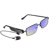藍芽眼鏡 藍芽眼鏡耳機多功能無線智慧黑科技一體式近視鏡框