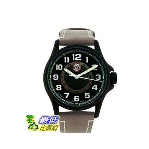 [美國直購 ShopUSA] 手錶 Luminox Field Day Date Automatic Black Dial Brown Leather Mens Watch 1807 $22776
