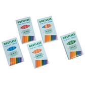 【STAT】白色 50支 健康環保 無灰無毒 粉筆 (1箱40盒)