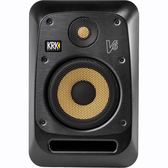 凱傑樂器 KRK V6 Series 4 Powered 155W 錄音專用 監聽喇叭 公司貨 黑色