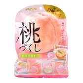 日本【扇雀飴】白桃點心風味糖81g(賞味期限:2019.02)