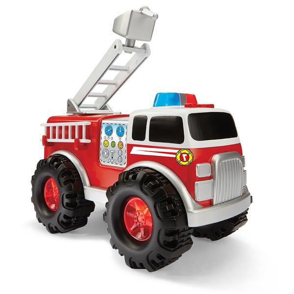小熊寶雲 寶寶聲光消防車
