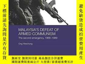 二手書博民逛書店【罕見】2014年出版 Malaysia S Defeat Of