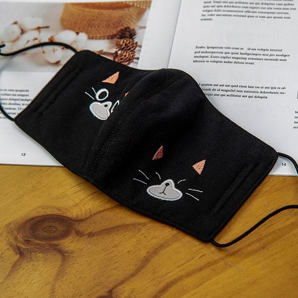 保護你貓咪口罩
