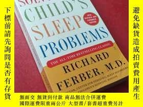 二手書博民逛書店SOLVE罕見YOUR CHILDS SLEEP PROBLEM