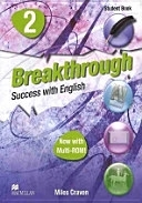 二手書博民逛書店 《BREAKTHROUGH. 2(STUDENT BOOK)(CD1포함)》 R2Y ISBN:9780230727977
