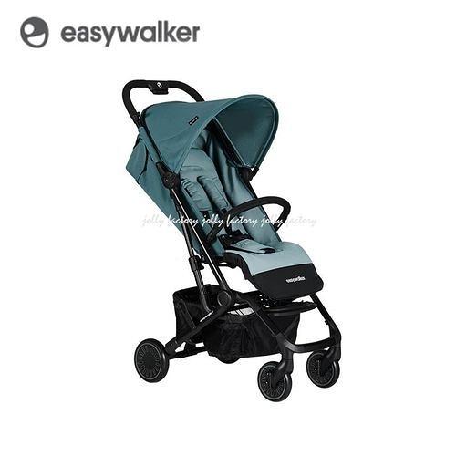 Easywalker Buggy XS 嬰幼兒手推車-海洋藍[衛立兒生活館]
