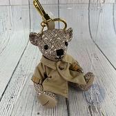 BRAND楓月 BURBERRY 巴寶莉 TB風衣造型 小熊吊飾 可愛熊熊 掛飾 飾品 配件