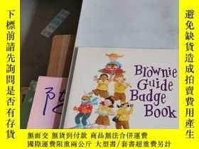 二手書博民逛書店Brownie罕見Guide Badge Book[英文原版]Y246305 見圖 見圖 ISBN:97808