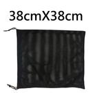 38X38公分 透氣尼龍網布束口袋 超耐用 收納網袋 5730 LED燈條帶收納