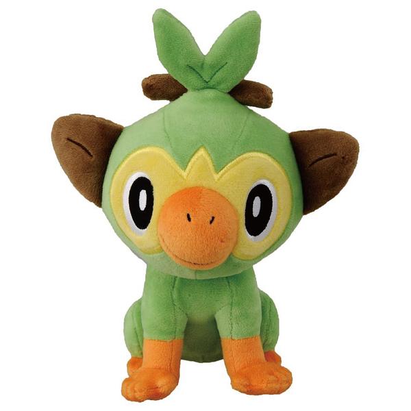 Pokemon 寶可夢 絨毛 03敲音猴