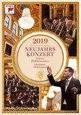 【停看聽音響唱片】【DVD】克里斯提安.提勒曼&維也納愛樂/2019維也納新年音樂會