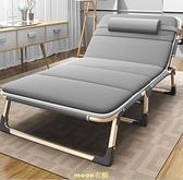 折疊床單人床家用簡易午休床辦公室成人午睡行軍床多功能躺椅 快速出貨