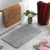 浴室防滑墊地墊衛生間吸水墊子地毯衛浴腳墊【匯美優品】