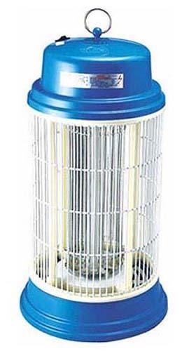 【艾來家電】【刷卡分期零利率+免運費】宮燈式10W捕蚊燈 AB-9610