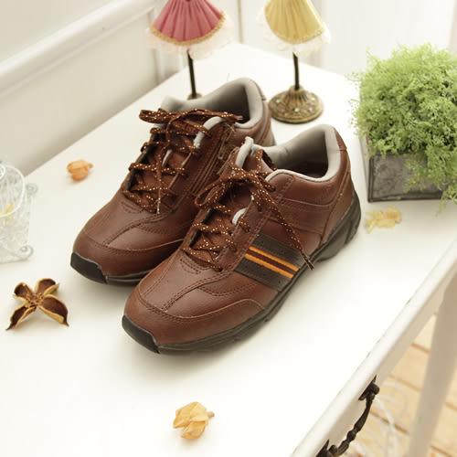 【MOONSTAR】Supplist戶外健走鞋-(3E寬楦)休閒紓壓款-947咖啡-女段(22cm-23cm)