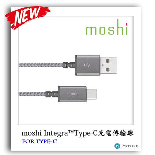 moshi Integra™ 強韌系列 Type-C 耐用編織充電傳輸線 1.5M 數據線 充電線