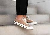 現貨CONVERSE All Star Low 奶茶色 奶茶 帆布鞋 低筒 日本限定款 女鞋 161504C