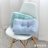 腰靠 記憶海綿辦公室椅子靠墊孕婦護墊腰枕汽車車用 AW7080『愛尚生活館』