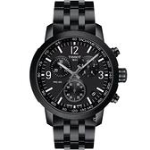 TISSOT天梭 T-Sport PRC 200 CHRONOGRAPH計時腕錶 T1144173305700