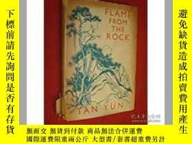 二手書博民逛書店Flame罕見From the RockY28384 Tan Y
