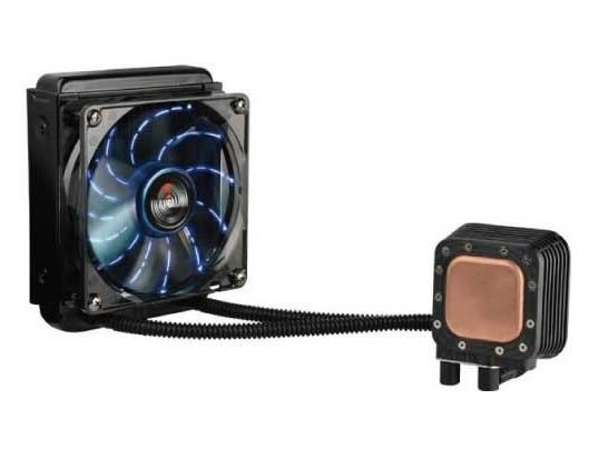 新竹【超人3C】保銳 LIQMAX 120S 水冷散熱器 藍光 ELC-LM120S-TAA