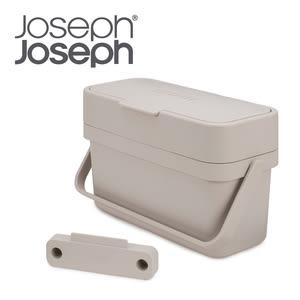 【Joseph Joseph】智慧兩用廚餘桶(白)