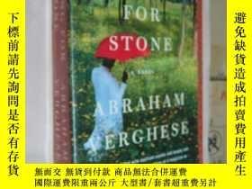 二手書博民逛書店Cutting罕見for stoneY146810 Abraham Verghese Vintage Book