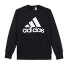 adidas 系列服飾 Sport Ess Biglogo 男款長袖上衣-NO.CD6275