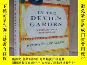 二手書博民逛書店in罕見the devil s garden:A sinful