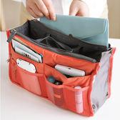 韓國加厚包中包多功能收納包 防水旅行化妝洗漱包整理袋內膽包
