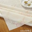熱賣桌布防水防燙防油免洗PVC餐桌布北歐茶幾桌墊書桌學生布藝網紅  coco