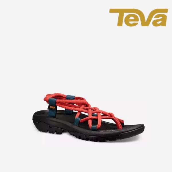 TEVA 女款 Hurricana XLT Infinity 專業運動 水陸機能涼鞋 - 辣椒紅 1091112PPRK