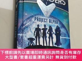 二手書博民逛書店NEW罕見- Voyagers: Project Alpha (Book1) by MacHale, D. J