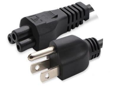 手機 平板 筆電 維修 音響 液晶螢幕 AC 充電器 變壓器用 三孔 電線 安規 電源線 充電線 米老鼠接頭