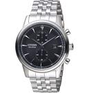 星辰CITIZEN都會雅痞時尚Eco-Drive腕錶  CA7001-87E