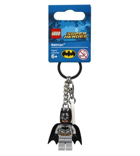 正版 LEGO 樂高鑰匙圈 DC BATMAN 蝙蝠俠 人偶鑰匙圈 鎖圈 吊飾 COCOS FG280