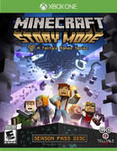 X1 Minecraft: Story Mode - Season Disc 我的世界:劇情模式(美版代購)