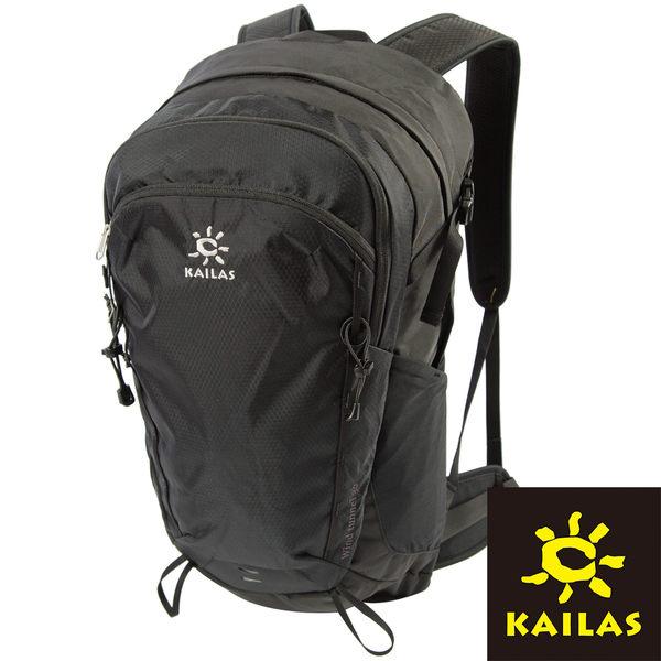 【Kailas】風洞(Wind tunnel)健行背包30L『黑色』KA300112 登山.露營.休閒.旅遊.戶外.後背包.出國旅行