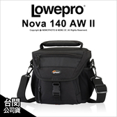 Lowepro 羅普 Nova 諾瓦 140 AW II 新星 單肩側背包 斜背 攝影包 相機包 公司貨 ★24期免運★薪創數位