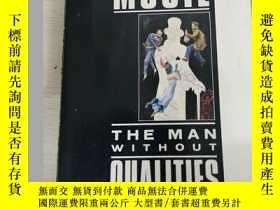 二手書博民逛書店The罕見man without qualities volum