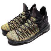 Nike 籃球鞋 Zoom KD9 Elite LMTD EP 彩色 黑 季後賽 男鞋 KD 9 【PUMP306】 AA0942-900